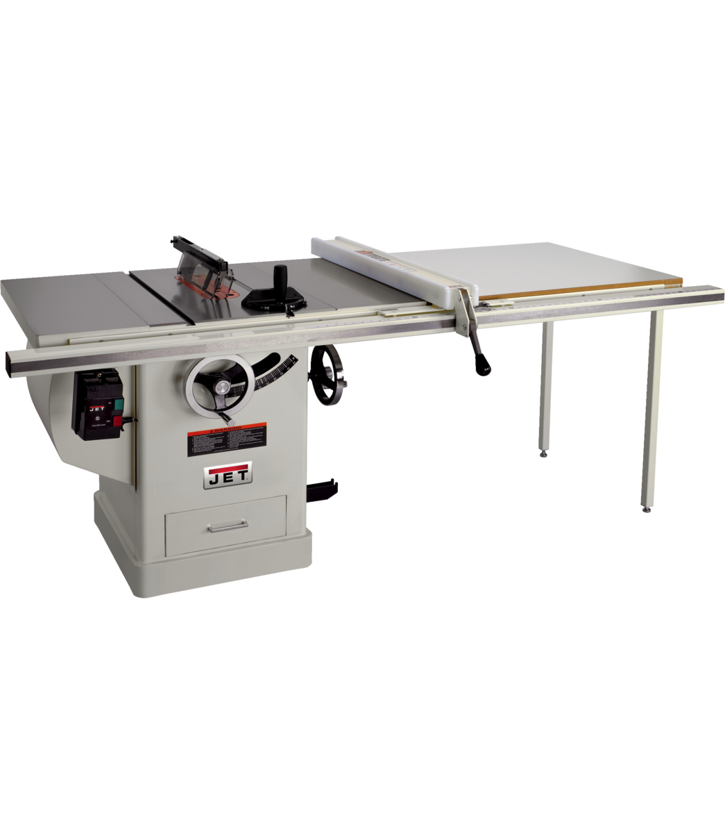 "Jet Deluxe Xacta® Saw 5HP, 1Ph, 50"" RIP 708677PK"