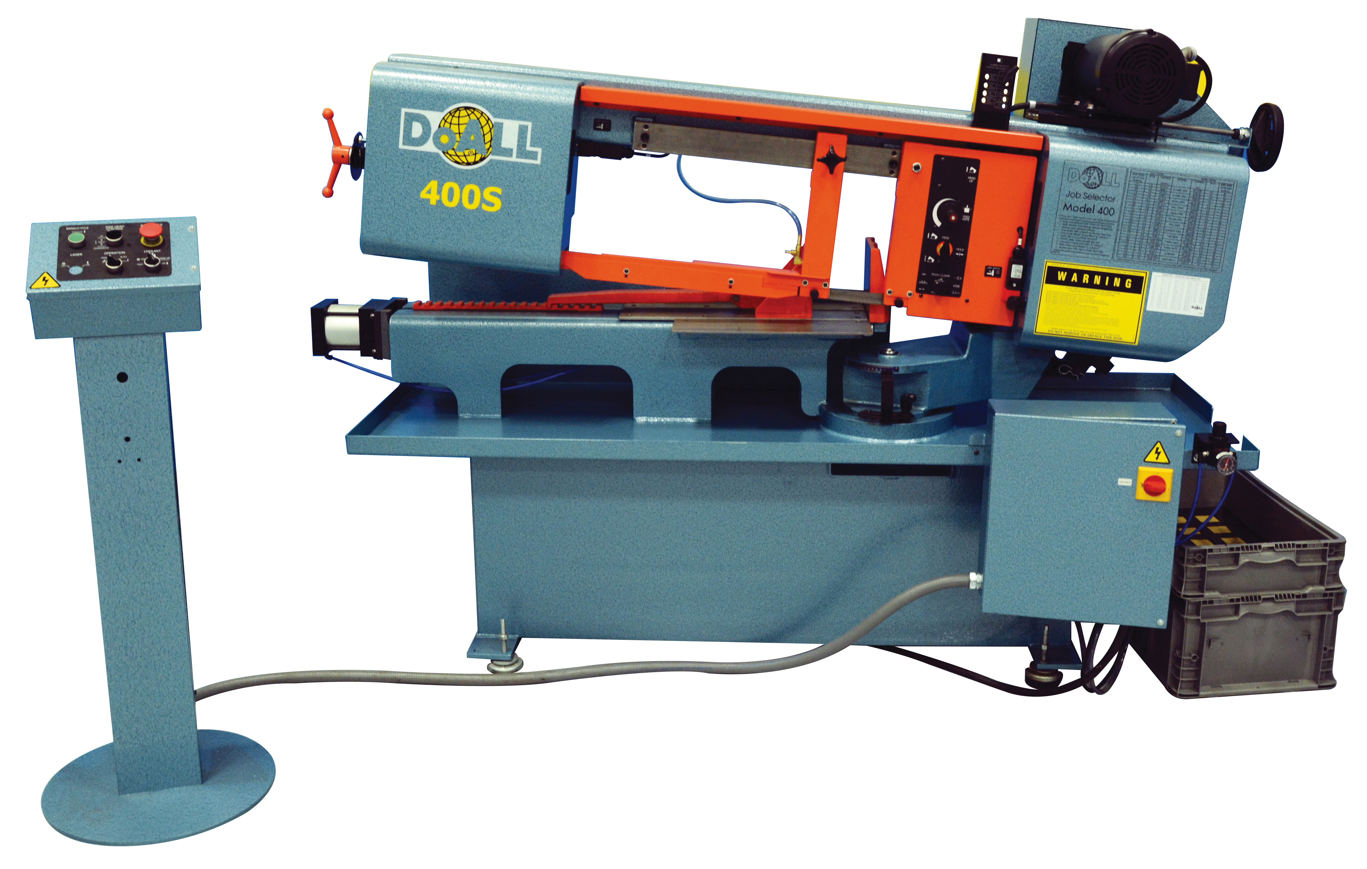 Doall Structural Band Saw 400s Elite Metal Tools