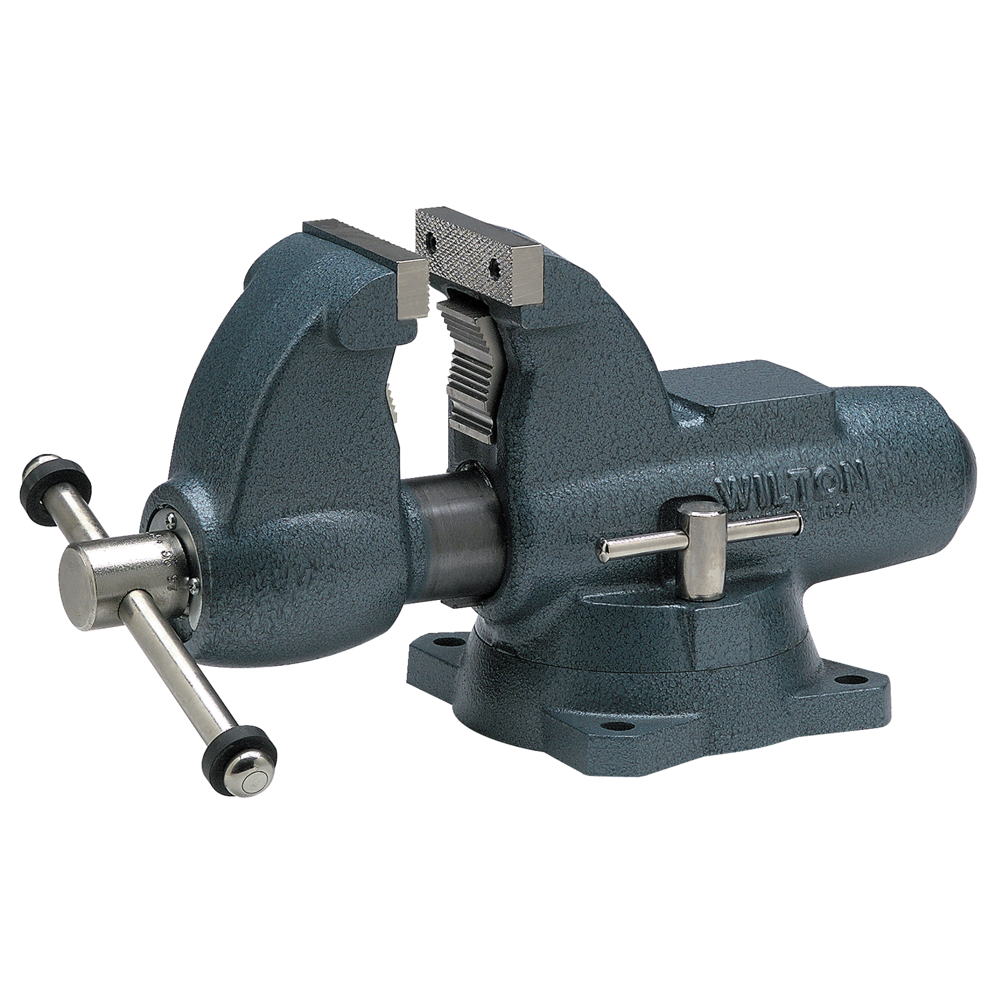Wilton Combination Pipe And Bench 4 1 2 Jaw Round Channel