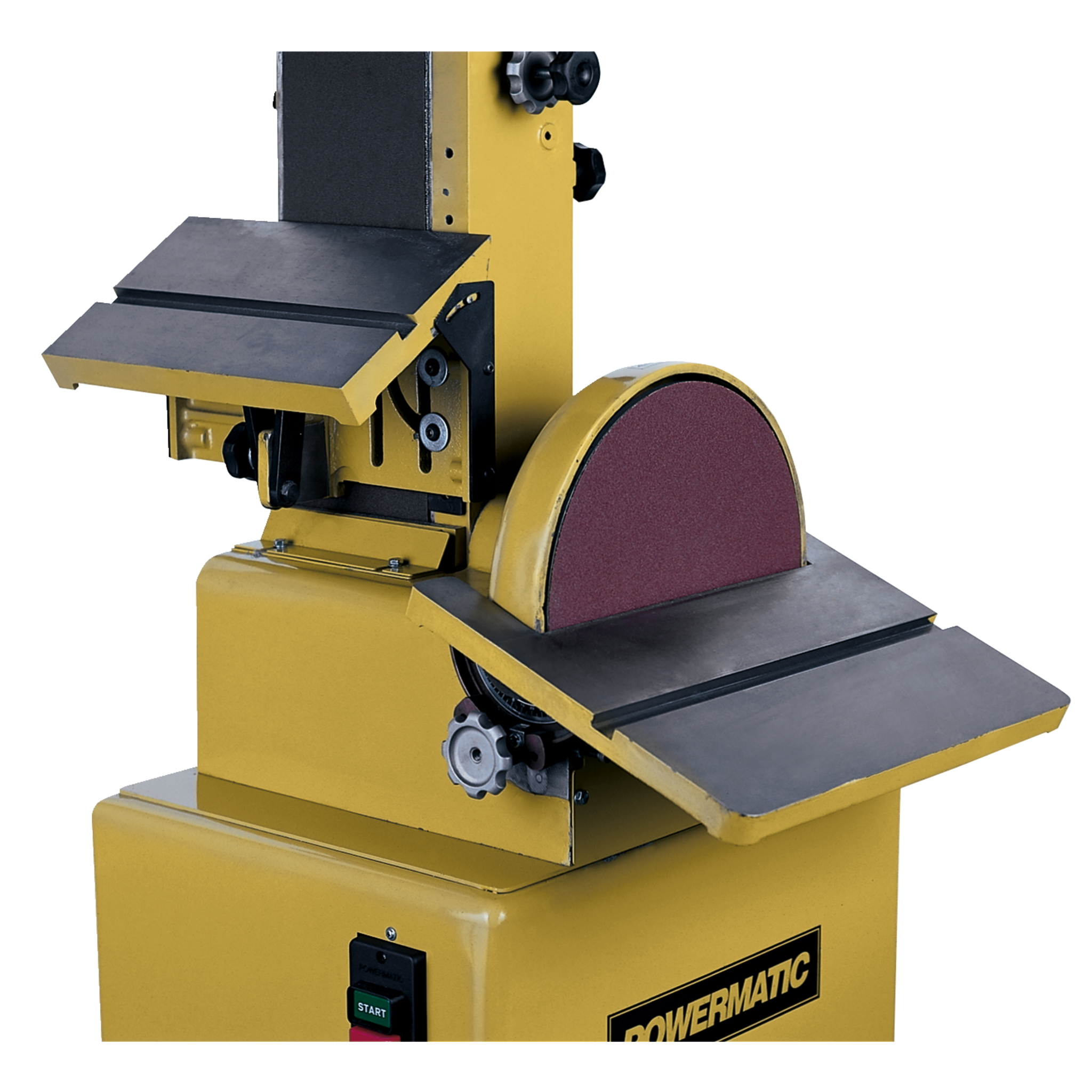 Powermatic 31a Belt Disc Sander 1ph Elite Metal Tools