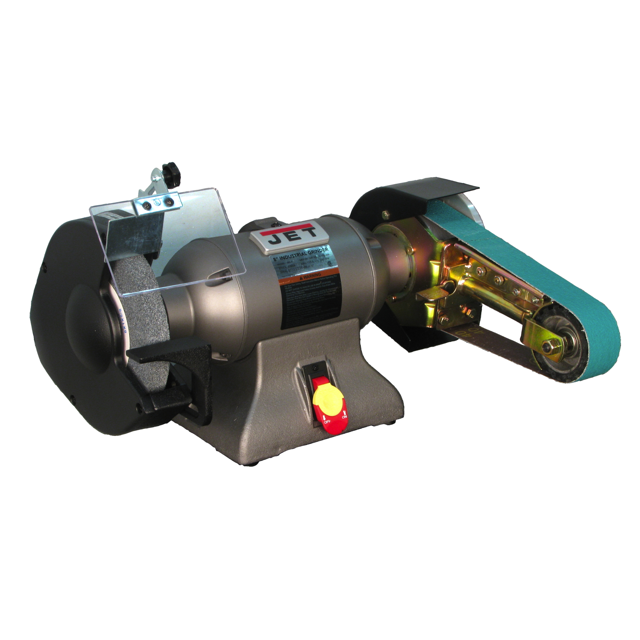 Jet Ibgm 8 8 Inch Jet Industrial Grinder With Multitool