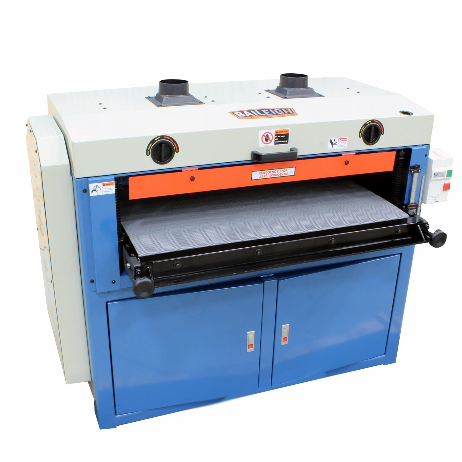 Baileigh Drum Sander Sd 376 Elite Metal Tools