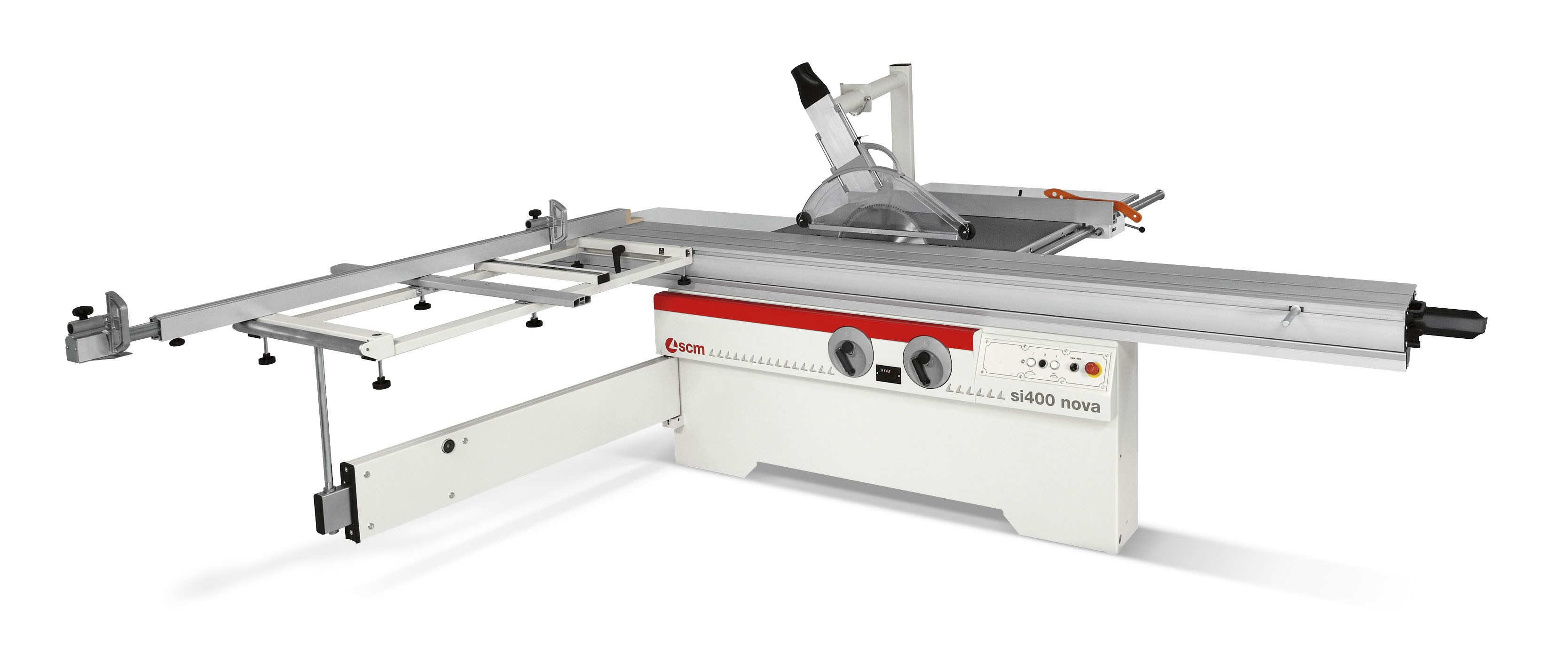SCM Group Sliding Table Saw SI 400 EP Nova | Elite Metal Tools