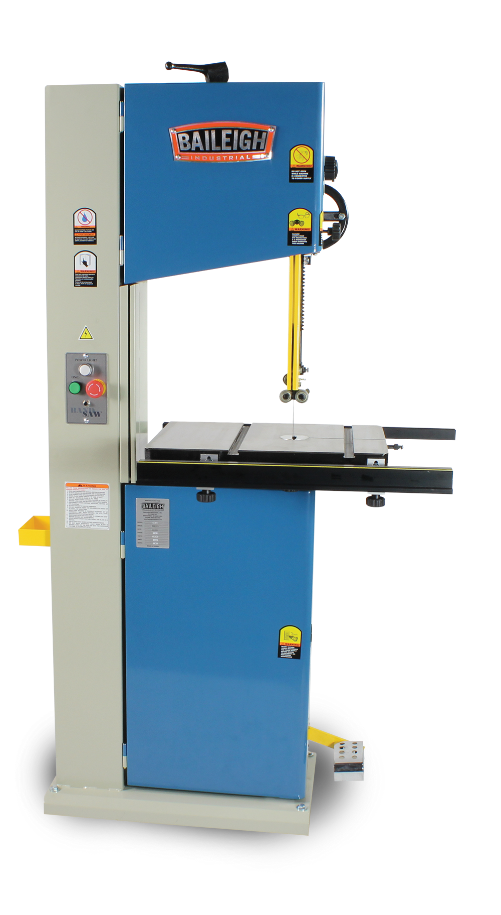 Baileigh Wbs 14 Vertical Band Saw Elite Metal Tools