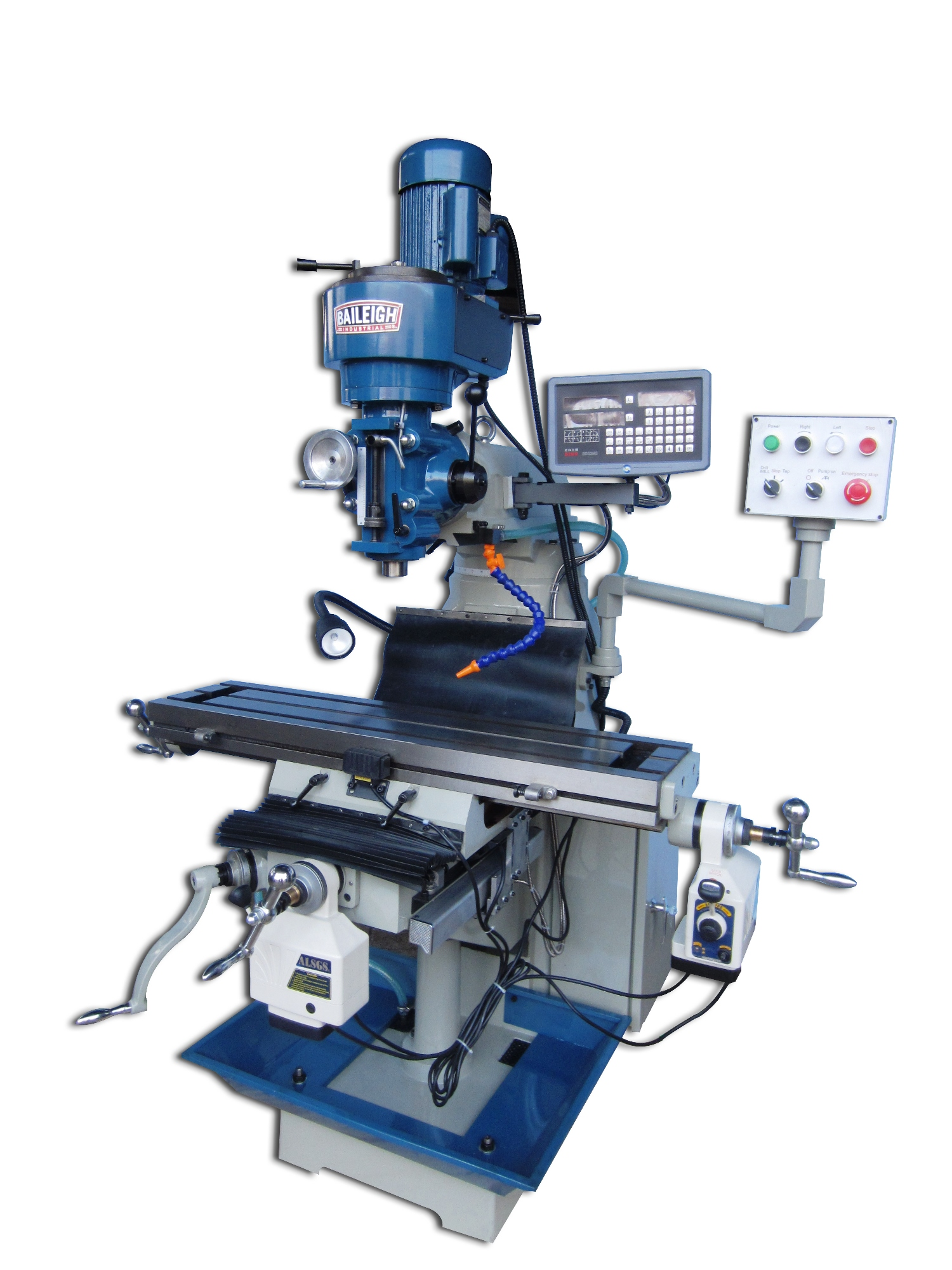 Baileigh Vm 1040e 1 Milling Machine 1009999 Elite Metal