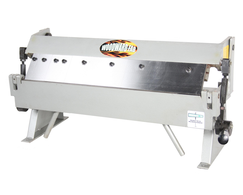Woodward Fab Box And Pan Brake Wfbp2420 Elite Metal Tools