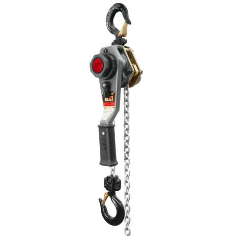 Jet JLH Series 1 Ton Lever Hoist, 10' Lift with Overload
